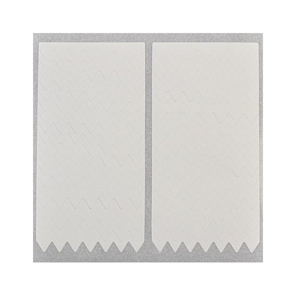 Guides chevrons pour Manucure / Pochoirs autocollants pour Nail Art