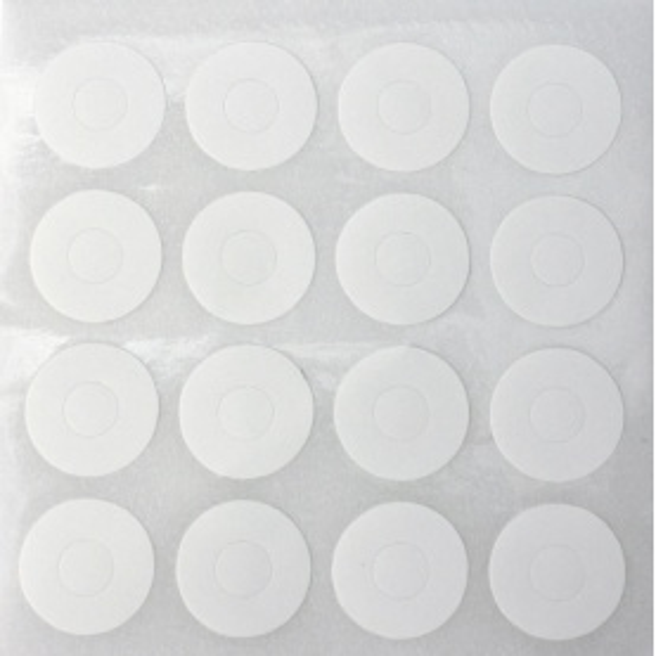 Guides ronds pour Manucure / Pochoirs autocollants pour Nail Art