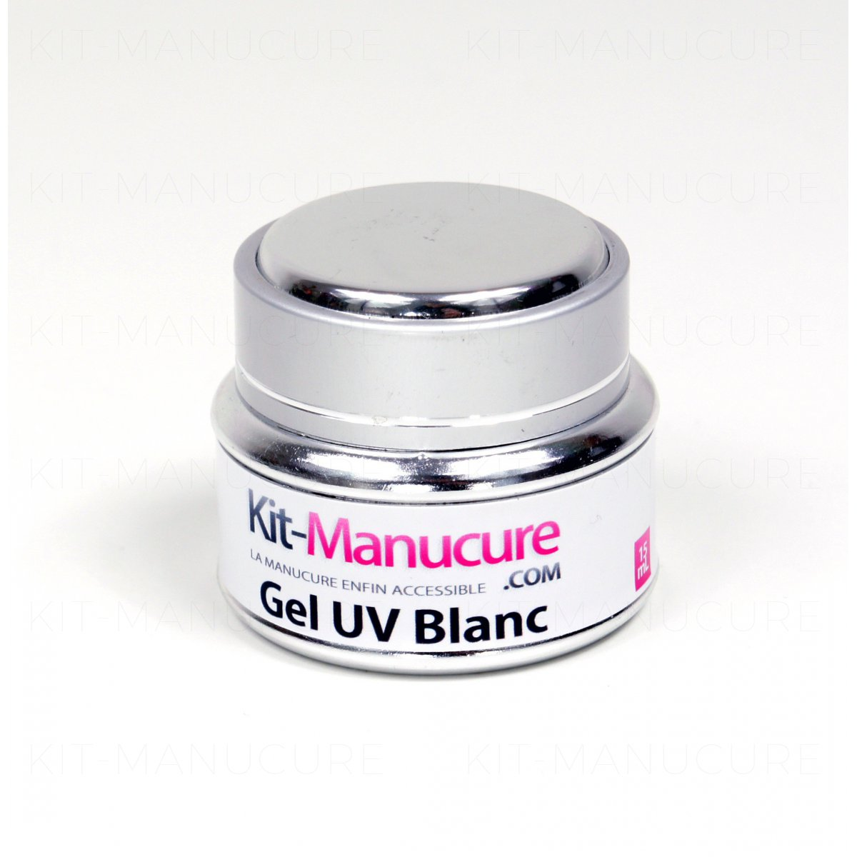 gel uv monophase blanc 15 ml. Black Bedroom Furniture Sets. Home Design Ideas