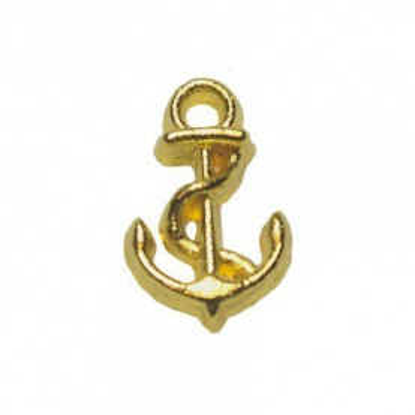 Bijoux pour ongles - Ancre Marine