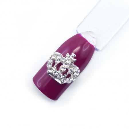 Bijoux pour ongles à strass