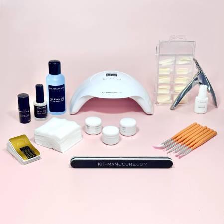 Kit Manucure Gel UV