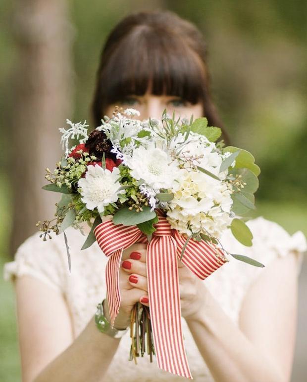 manucure de mariée
